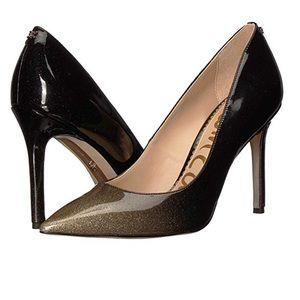 Sam Edelman Pointed Toe Stiletto Heel Pump Sz 8.5